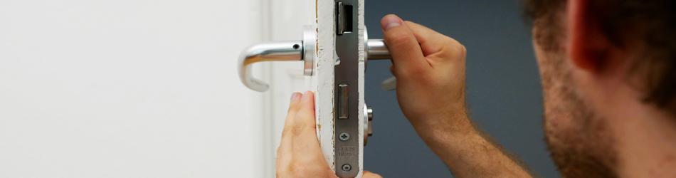Riparazione serratura porta blindata